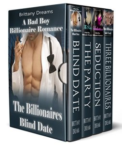 The Billionaires Blind Date 4 Book Box Set