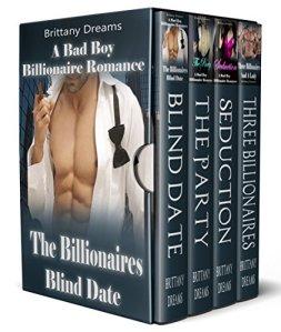 The Billionaires Blind Date 4 Book Box Set