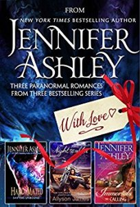 From Jennifer Ashley, With Love: Three Paranormal Romances